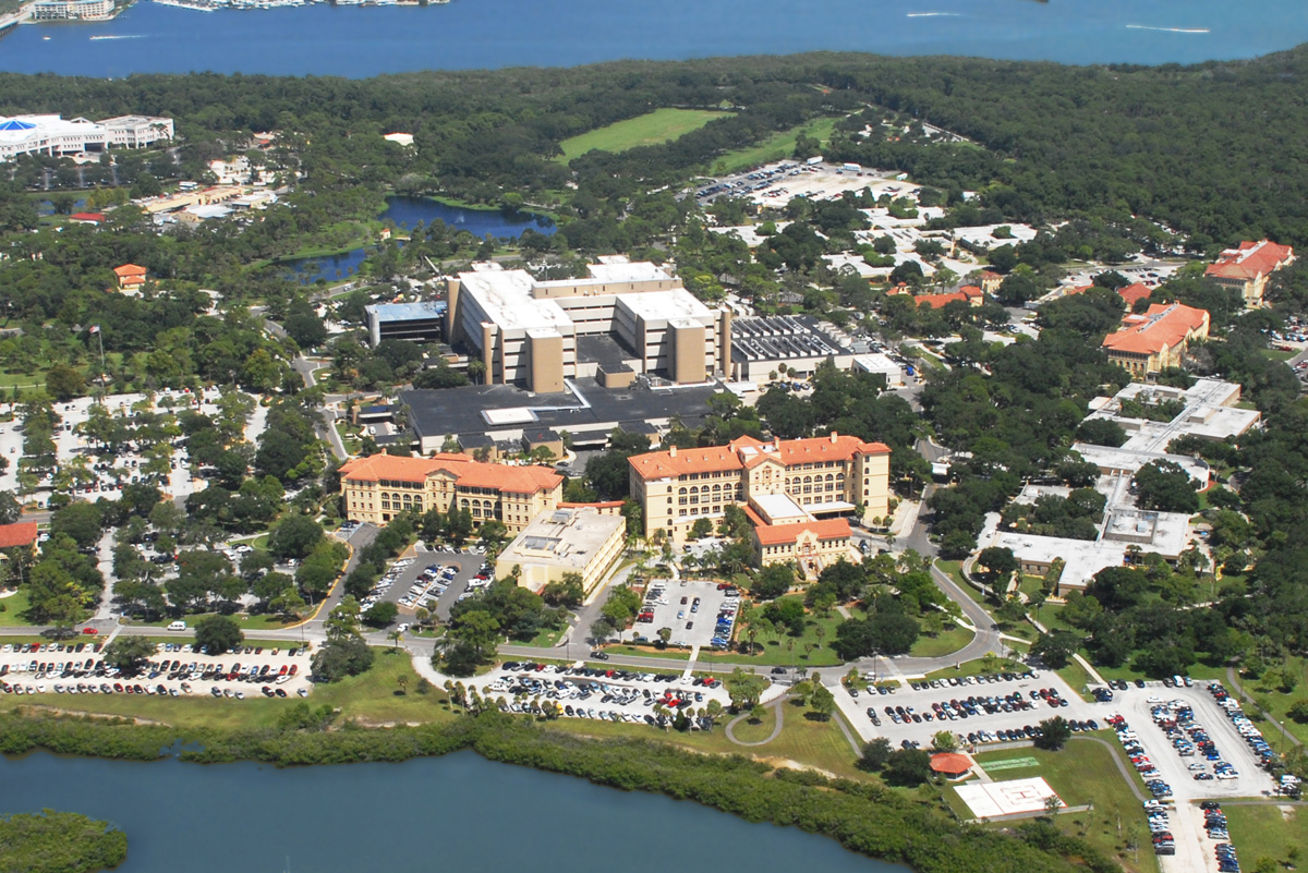 Bay Pines VA Healthcare Center Tampa Florida