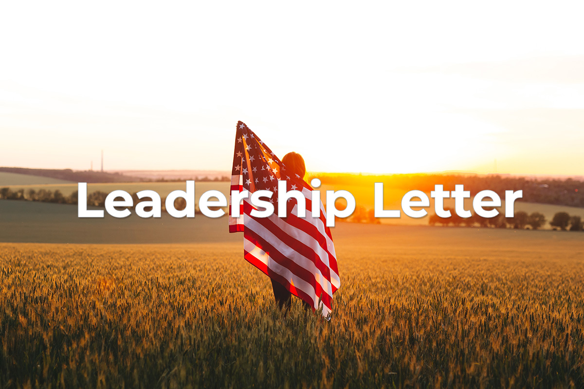 Sons of the Flag February 2020 leadership letter feature