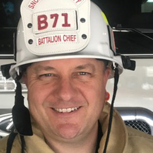 Brian hyatt washington snohomish county firefighter
