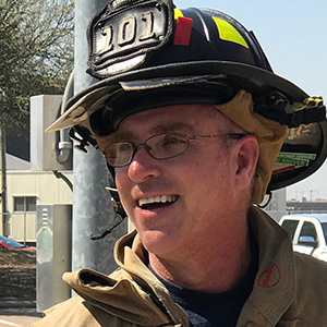 chad gruver texas Addison firefighter