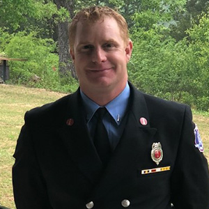 destin weaver arkansas maumelle firefighter