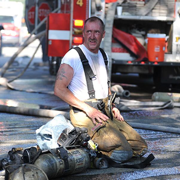 greg turnell washington dc firefighter task force director