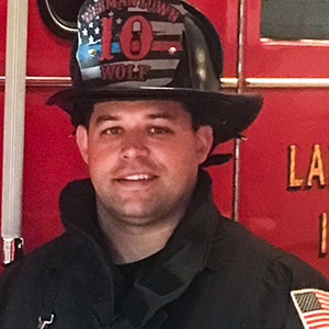 jj wolf germantown wisconsin firefighter