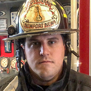 kiel samsing virginia newport news firefighter