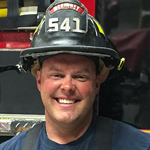 Luke dixon texas mckinney firefighter