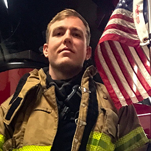 Paul scheckleman wisconsin Madison firefighter